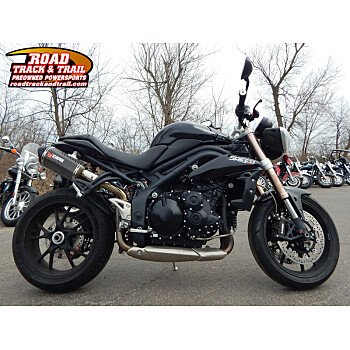 2011 Triumph Speed Triple for sale 200584063