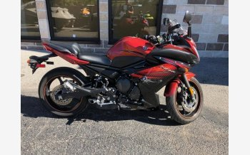 2011 Yamaha FZ6R for sale 200650191