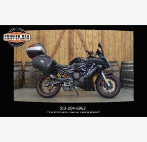 2011 Yamaha FZ6R for sale 200961951