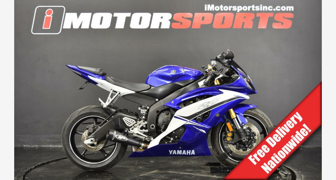 2011 Yamaha YZF-R6 for sale 200642409