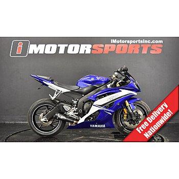 2011 Yamaha YZF-R6 for sale 200674764
