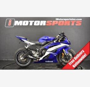 2011 Yamaha YZF-R6 for sale 200699223