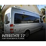 2012 Airstream Interstate for sale 300222829