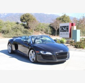 2012 Audi R8 4.2 Spyder for sale 101195481