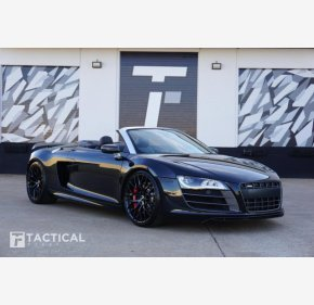 2012 Audi R8 GT Spyder for sale 101263012