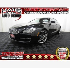 2012 BMW 650I xDrive Coupe for sale 101073512