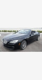 2012 BMW 650i Convertible for sale 100752535
