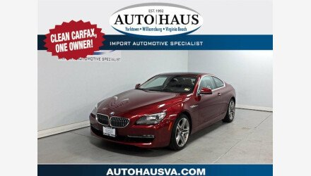2012 BMW 650i Coupe for sale 101065219