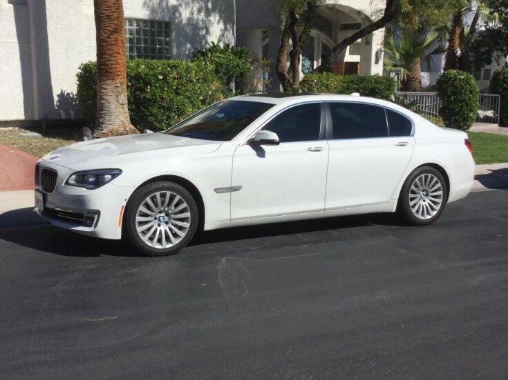 2012 Bmw 750li For Sale Near Las Vegas Nevada 92660 Classics On Autotrader