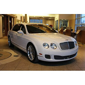 2012 Bentley Continental Flying Spur Speed for sale 101080925