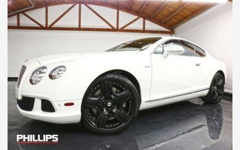2012 Bentley Continental GT Coupe for sale 101095125