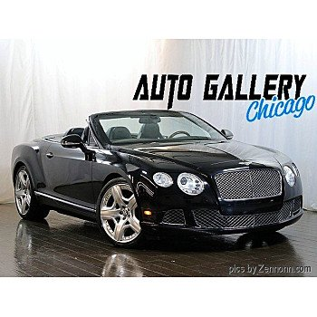 2012 Bentley Continental GT Convertible for sale 101028920