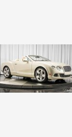 2012 Bentley Continental GT Convertible for sale 101077377