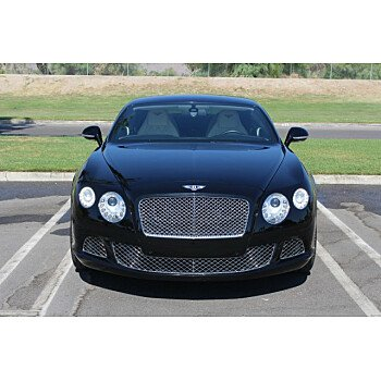2012 Bentley Continental GT Coupe for sale 101157732