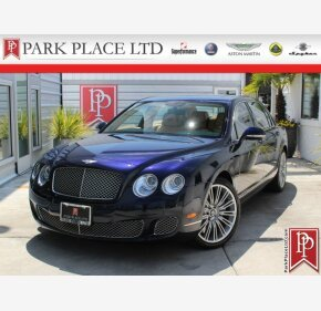 2012 Bentley Continental Flying Spur Speed for sale 101178082
