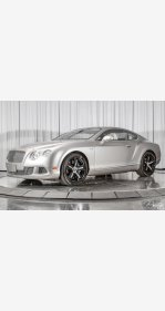 2012 Bentley Continental GT Coupe for sale 101271122