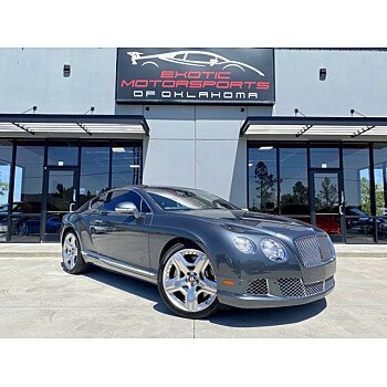 2012 Bentley Continental for sale 101337163