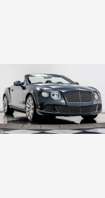 2012 Bentley Continental for sale 101365356