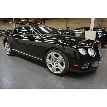2012 Bentley Continental for sale 101524425