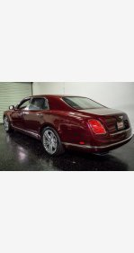 2012 Bentley Mulsanne for sale 101196067