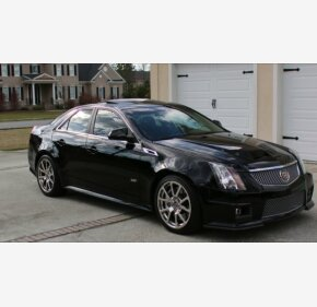 2012 Cadillac CTS V Sedan for sale 100770728