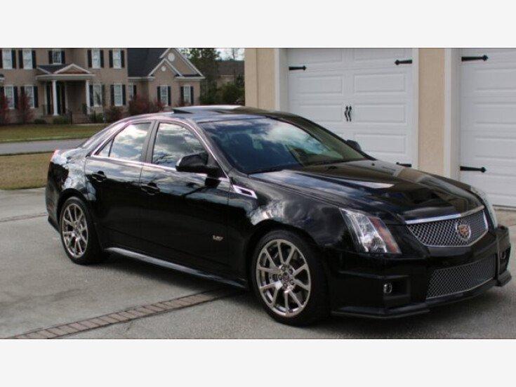 2012 Cadillac CTS V Sedan for sale 100770728