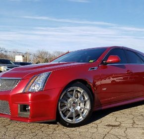2012 Cadillac CTS V for sale 101444501