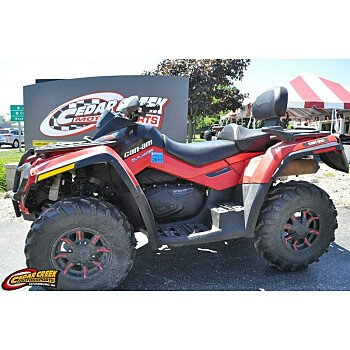 2012 Can-Am Outlander MAX 650 for sale 200783600