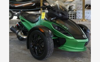 2012 Can-Am Spyder RS-S for sale 200570471