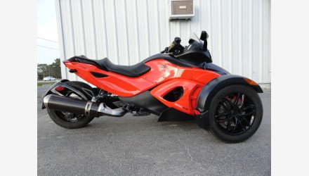2012 Can-Am Spyder RS-S for sale 200692413