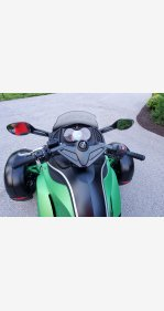 2012 Can-Am Spyder RS-S SM5 for sale 200761735