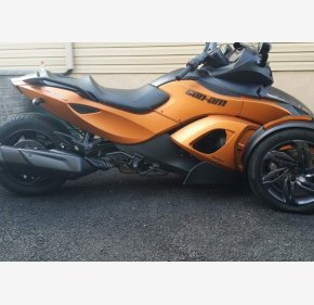 2012 Can-Am Spyder RS-S for sale 200837395