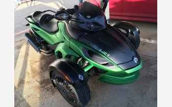 2012 Can-Am Spyder RS-S for sale 200881140