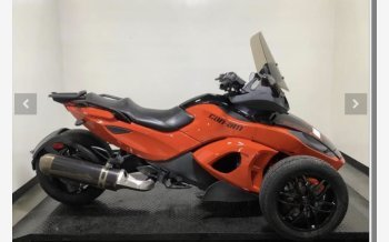 2012 Can-Am Spyder RS-S for sale 200963195