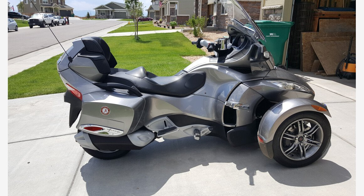 2012 Can-Am Spyder RT for sale 200603034