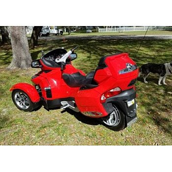 2012 Can-Am Spyder RT-S for sale 200619863