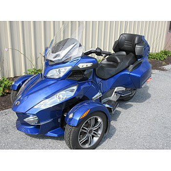 2012 Can-Am Spyder RT-S for sale 200629772