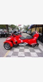 2012 Can-Am Spyder RT-S for sale 200607090