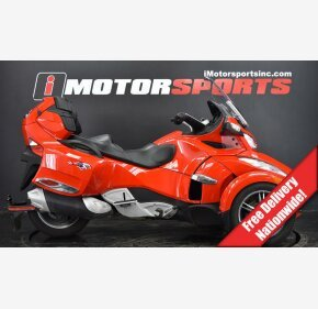 2012 Can-Am Spyder RT-S for sale 200699377