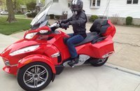 2012 Can-Am Spyder RT-S for sale 200717378