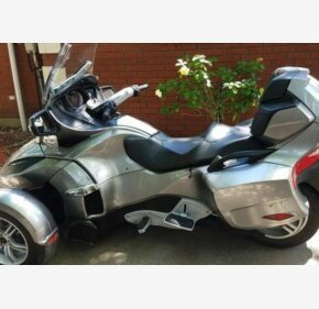 2012 Can-Am Spyder RT for sale 200635670