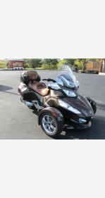 2012 Can-Am Spyder RT for sale 200663015