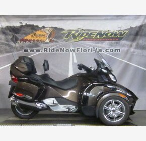 2012 Can-Am Spyder RT for sale 200671956