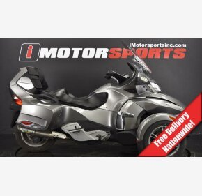 2012 Can-Am Spyder RT for sale 200674807