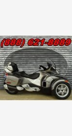 2012 Can-Am Spyder RT for sale 200686137