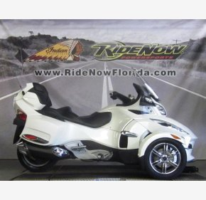 2012 Can-Am Spyder RT for sale 200692866
