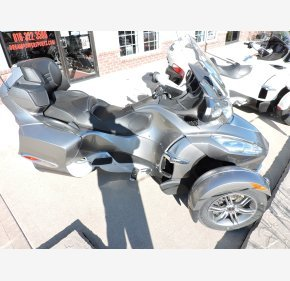 2012 Can-Am Spyder RT for sale 200700435