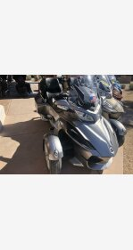 2012 Can-Am Spyder RT for sale 200717253