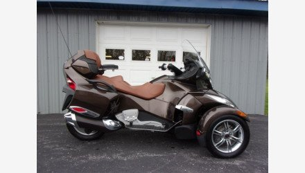 2012 Can-Am Spyder RT for sale 200733721