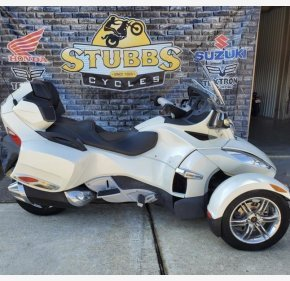 2012 Can-Am Spyder RT Motorcycles for Sale - Motorcycles on